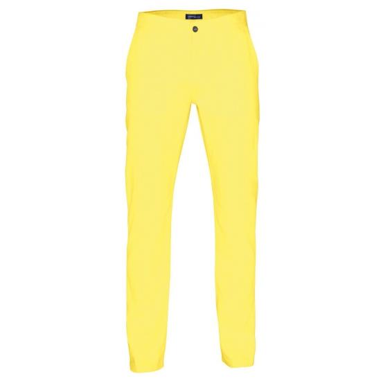 52351483cc8 Gele katoenen lange broek heren | Zeer voordelige grote maten ...